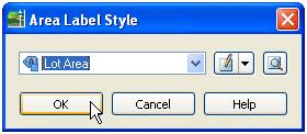 Composing Parcel Label Styles in Civil 3D 2008 082607 0128 composingpa4