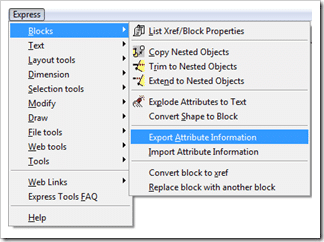 Update Block Attributes Using Excel - The CAD Geek