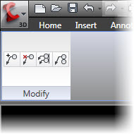 Creating Custom Contextual Ribbon Tabs in AutoCAD 2010 tcg