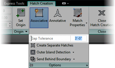 hatch-gap-tolerance