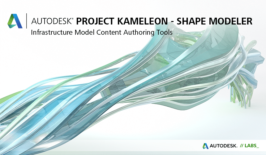 Project Kameleon Shape Modeler