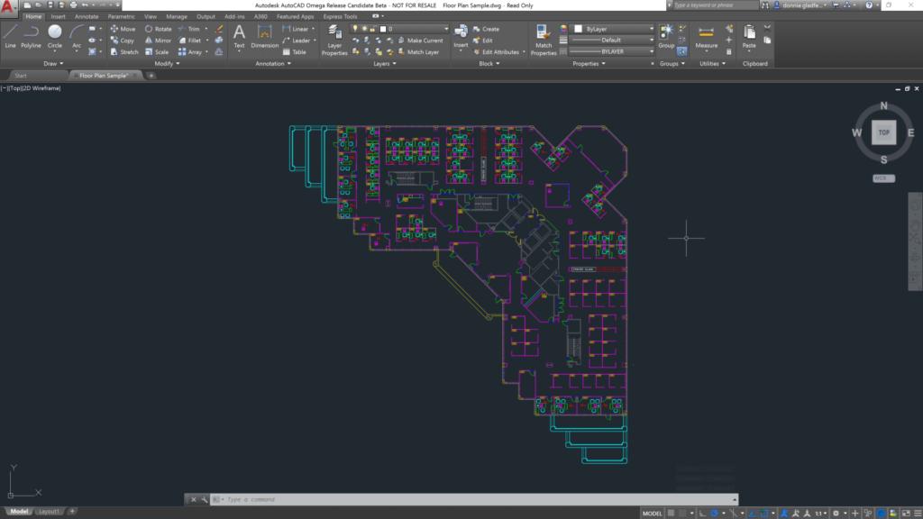 A CAD Geek's First Impression of AutoCAD 2018 autocad 2018 high resolution 4k