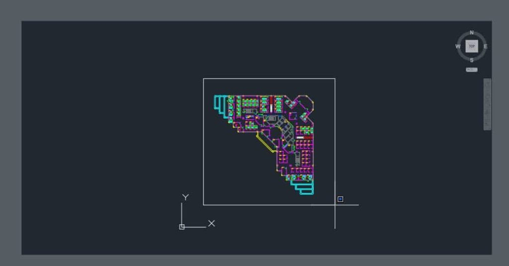 Sheet Setup Made Easy with AutoCAD 2018.1 Views and Viewports AutoCAD 2018.1 Define Boundary
