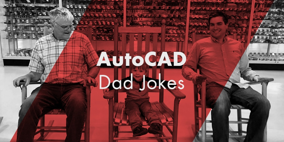 AutoCAD Dad Jokes